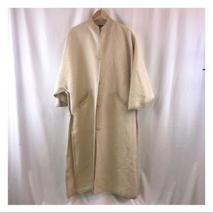 Jackets & Blazers - Vintage Virgin Alpaca Wool cardigan long jacket
